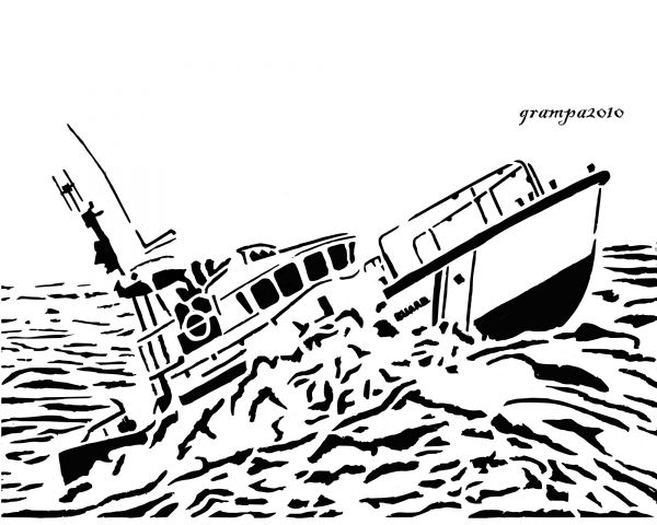 coast guard coloring pages - photo#9